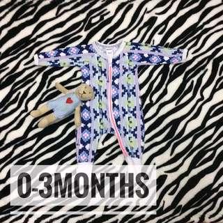 Bonds Wondersuit Sleepsuit 0-3months Original