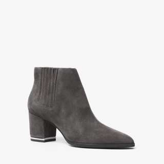 Brand New Michael Kors Suede Booties (Sz 8)