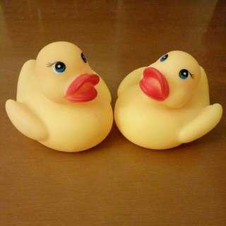 【送】泡澡BB叫小鴨一對