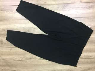 NWT Jules & Leopold black pull on dress pants women's size XL