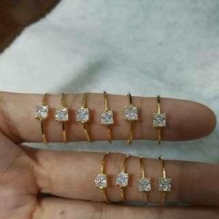 18K Daudi Gold Ring