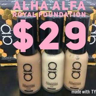 Alha Alfa Foundation