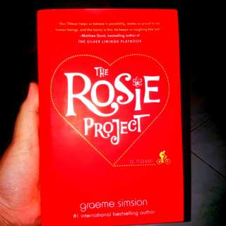 The Rosie Project by Graeme Simson