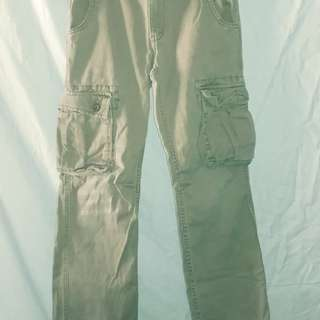 Boys Cargo Pants Size 12