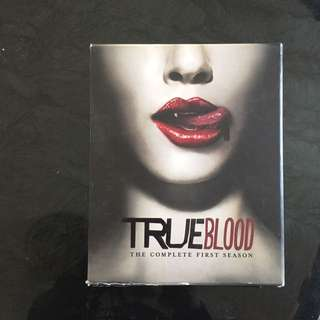 True Blood DVD Series