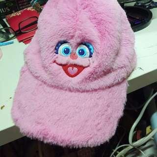 WEGO x 芝麻街 限量 粉紅帽