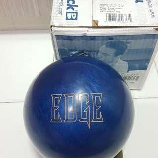 BN 15lbs Brunswick Edge Pearl Bowling Ball
