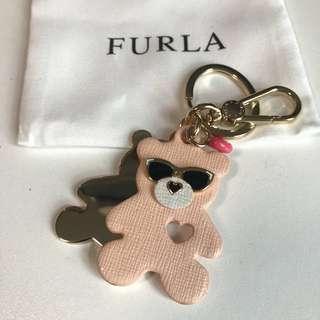 Furla bear keyring (Venus keyring charm)