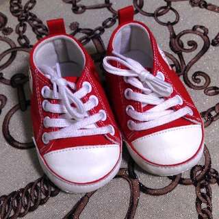 Chuck Taylor like baby shoes
