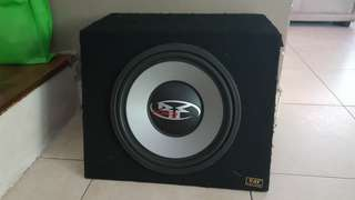 rockford fosgate woofer 12""