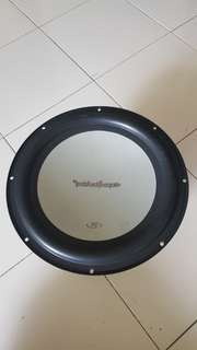 rockford fosgate p1 woofer 12""