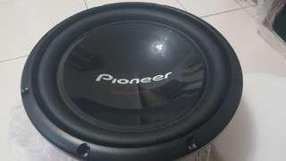 """Pioneer woofer 12"""""""