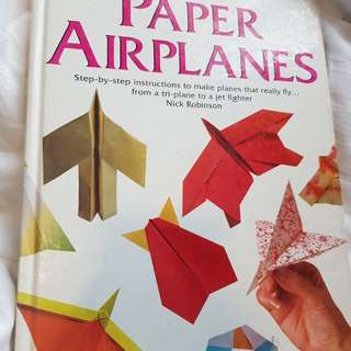 Origami Book, Paper planes