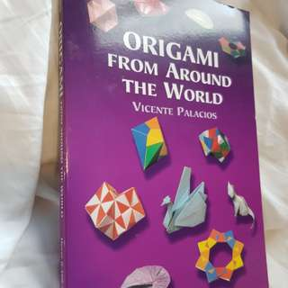 Origami, Origami from around the world book