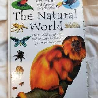 Encyclopedia, The Natural World