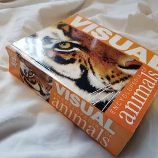 Encyclopedia of animals, Visual Book