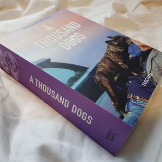 A Thousand Dogs Book