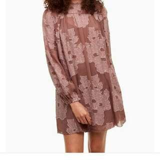 Aritzia wilfred gascon dress sz.m