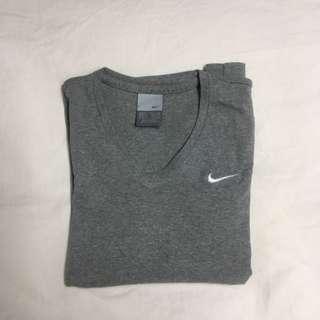 Nike Grey Shirt S