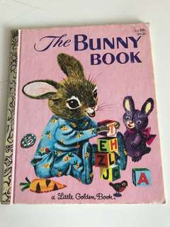 The Bunny Book - Little Golden Book