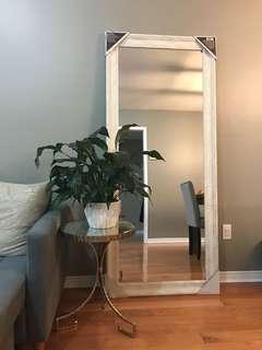 Oversized Mirror **last one**