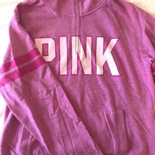 Victoria Secret 'PINK' sweater, XS