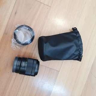 Sony Vario-Tessar T* E-Mount E 16-70mm F4 ZA OSS Lens