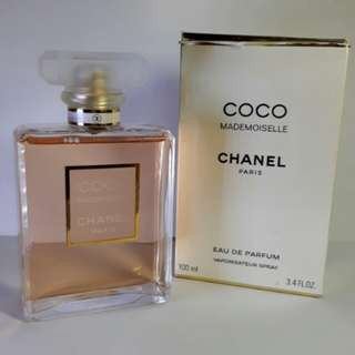 CHANEL CoCo Mademoiselle 100 ml  AUTHENTIC