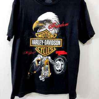 Kaos harley davidson authentic size S