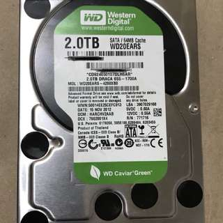 WD Expansion Drive 2TB