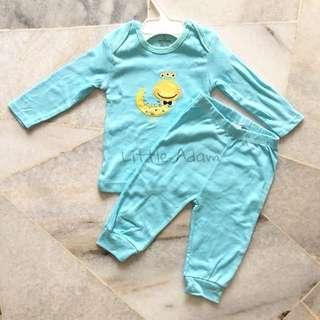 #15Off Baby Boy Pyjamas (9 Months)