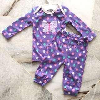#15Off Baby Girl Pyjamas (6 Months)