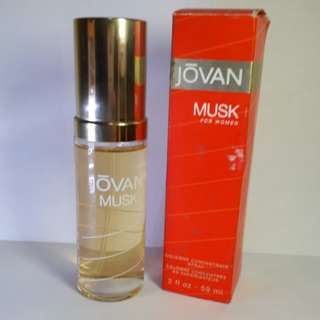 JOVAN Musk for Woman 59 ml AUTHENTIC