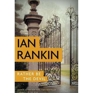 (Ebook) Rather Be the Devil by Ian Rankin