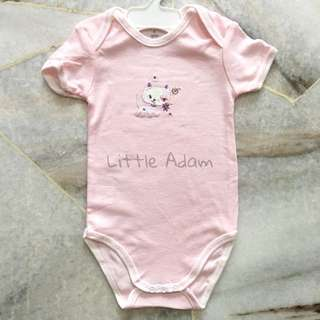 #15Off Baby Girl Romper (9 Months)