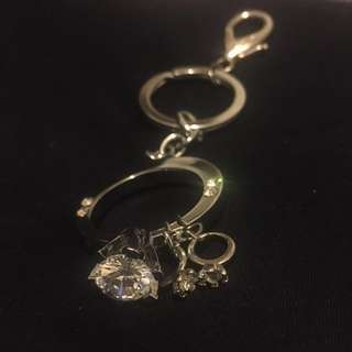 Diamond Ring Shape Key ring
