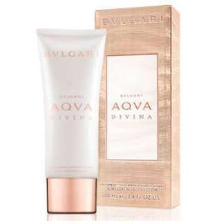 BVLGARI AQUA DIVINA Scented Body Lotion