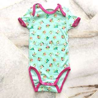 #15Off Baby Girl Romper (6 Months)