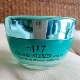 -417 Vitamin Moisturizer (oily skin)