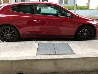 VW SCIRROCCO