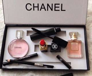 Chanel Gift Set 5 in 1 Chanel COCO Chanel CHANCE
