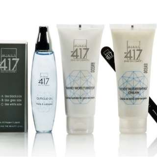 -417 Professional Nail Care Kit