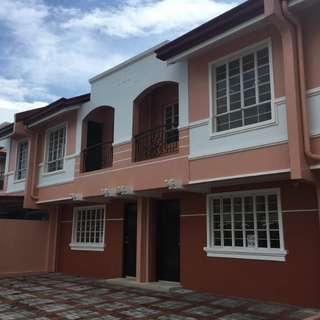 RFO Townhouse in Daang Hari