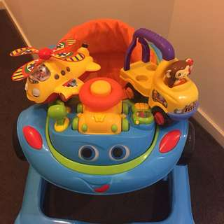 BABY WaLker Free toys