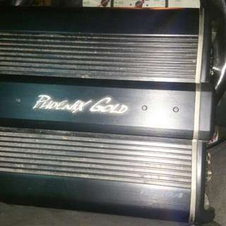 Amplifier phoenix gold 300.4