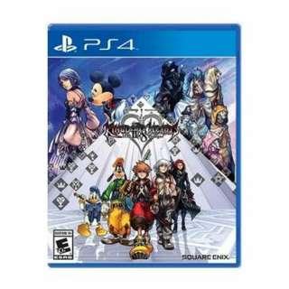 Sale ----- PS4 Kingdom Hearts HD 2.8 Final Chapter Prologue [R3]