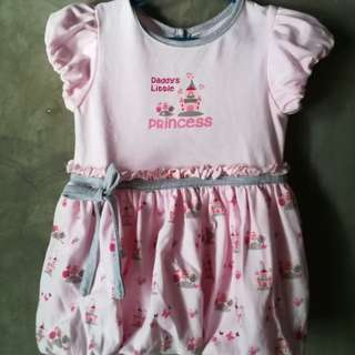 Very pretty Hush Hush Daddy's Little Princess Pink Dress