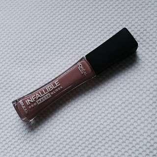 (New) L'Oréal Paris Infallible Pro Matte Gloss
