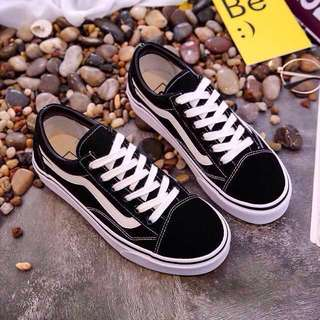 BN Casual Canvas shoes Black