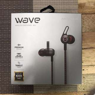WAVE Momax wireless Bluetooth earphones